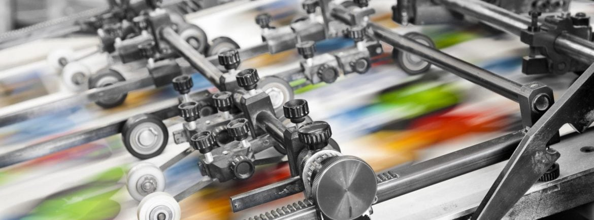 sale of printing company: self-adhesive labels