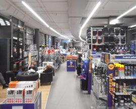 Venda de empresa de comércio de peças e acessórios