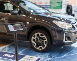 Venda de Empresa de Comércio e Reparação de Veículos