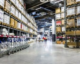 Empresa de Comércio de Material Industrial para venda